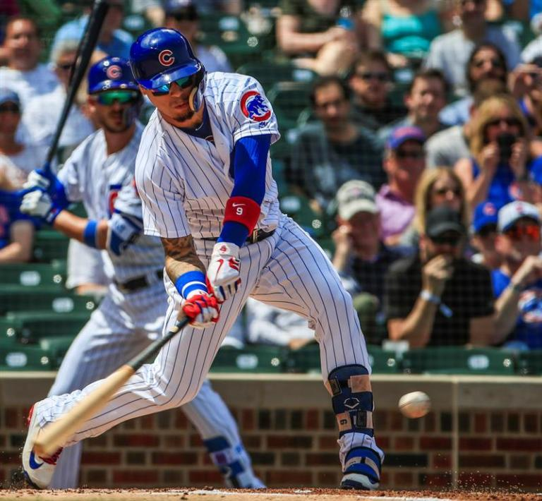 Báez hits grand slam and home run in triumph of the Cubs