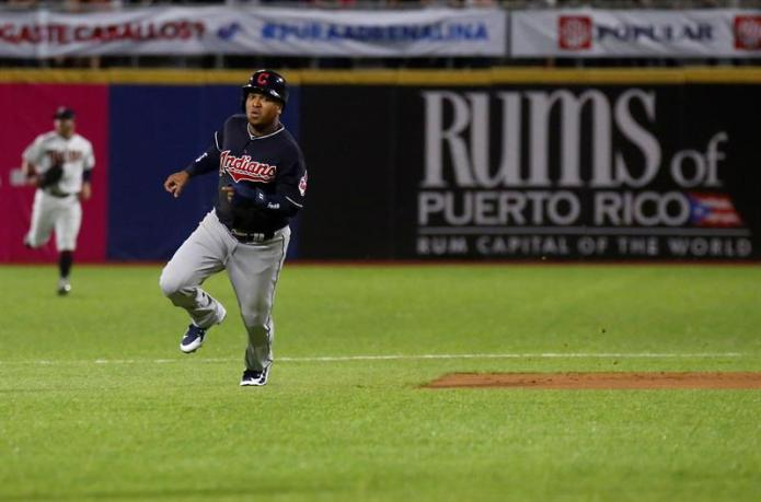 The Dominican Jose Ramirez is already part of the club of 30 homers and 30 steals