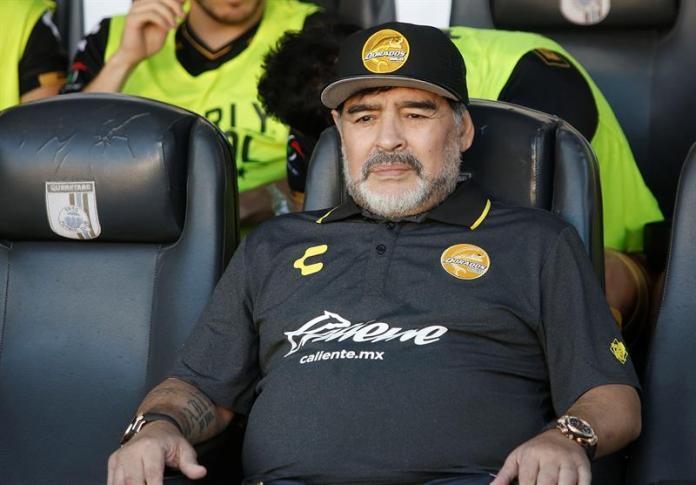 Maradona dies at 60 after suffering a cardiorespiratory arrest