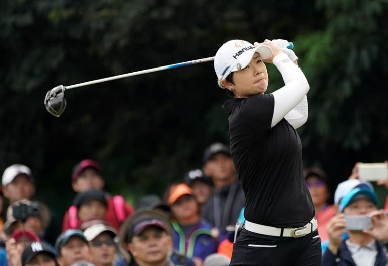 South Korean Ji wins in Florida and achieves her fifth title on the LPGA Tour