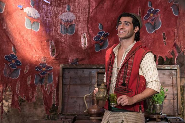 """Mena Massoud: """"With 'Aladdin' I saw as a child a reflection of me on the screen"""""""
