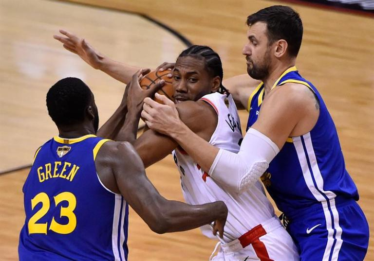 """Draymond Green: """"Our aggressiveness was the key to victory"""""""