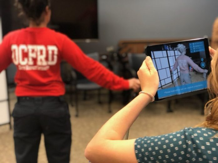 Female Firefighters Team up with Researchers for a Lifesaving Fit