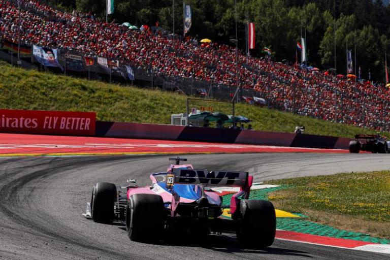 """'Checo' Pérez: """"We did everything we could, but scoring was impossible"""""""