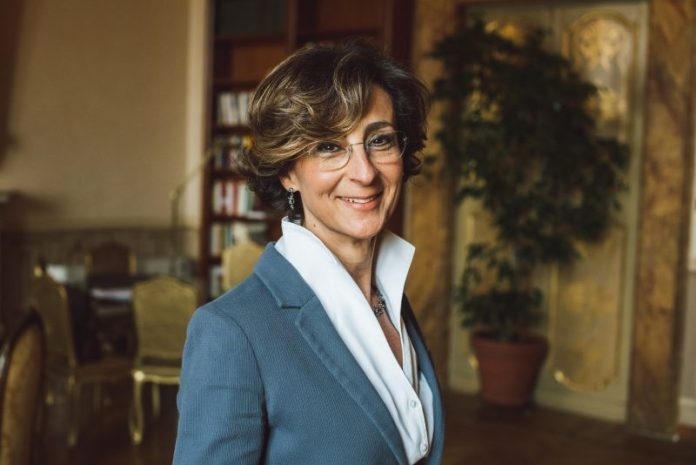 The Constitutional Court of Italy elects a woman for the first time as president