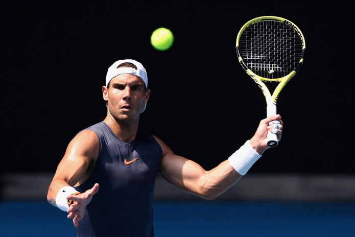 """Nadal: """"The game against Djokovic in the ATP Cup was not negative for me"""""""