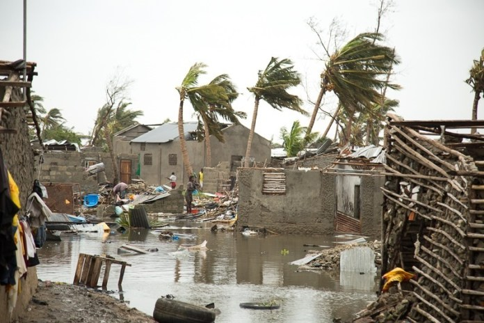 Mozambique, Zimbabwe and the Bahamas, the countries with the highest climate risk in 2019