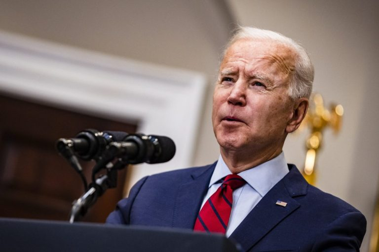 62 percent of Americans approve of Biden's handling of the COVID-19 pandemic