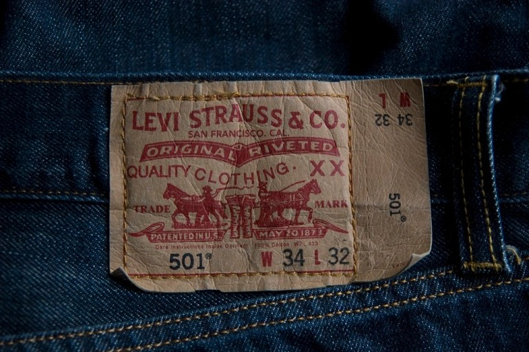 Levi Strauss earned 120 million in his first fiscal quarter, 6.7% less