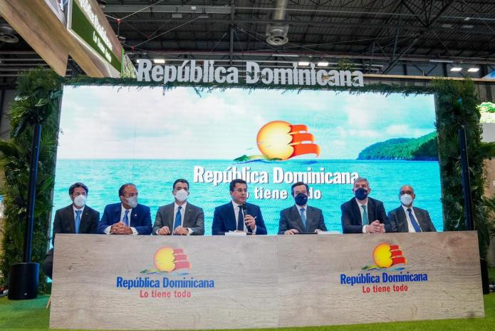 At FITUR Dominican Republic it is positioned as a star destination in the region