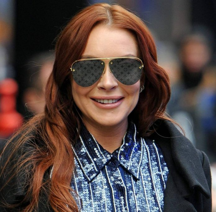 Lindsay Lohan to return to the movies with a Netflix Christmas romantic comedy