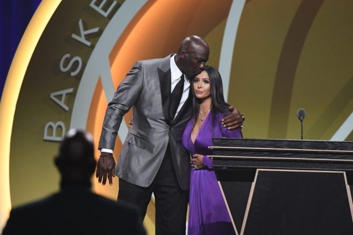 Kobe Bryant, Tim Duncan and Kevin Garnett induct into the Hall of Fame