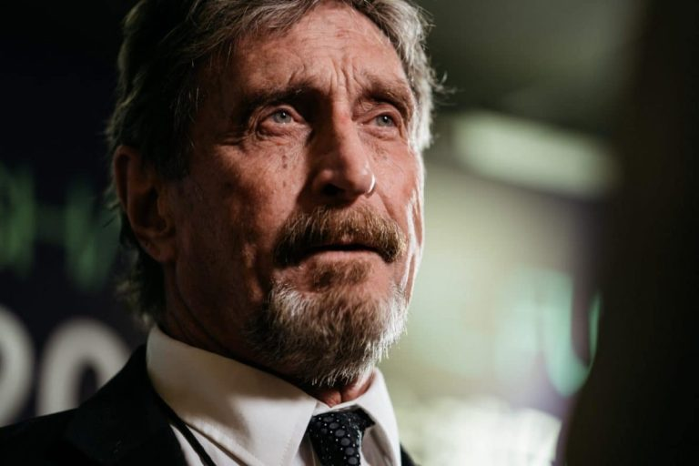 John McAfee, awaiting extradition to the US, found dead in Barcelona jail