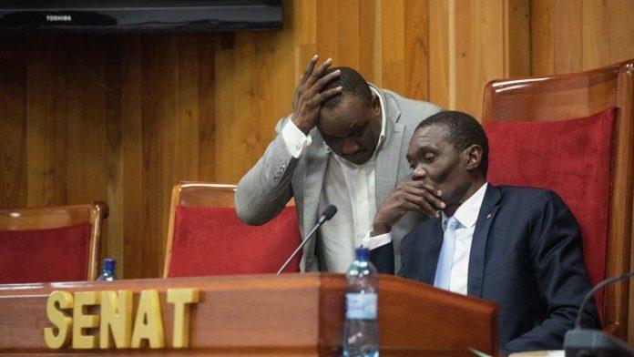Senator Joseph Lambert proposed as interim president of Haiti