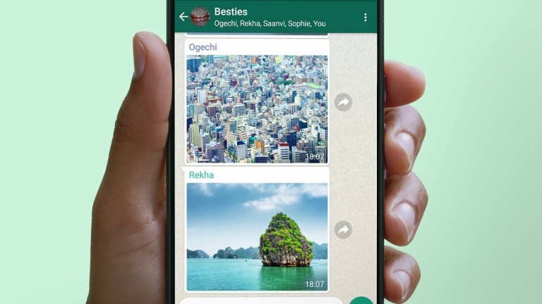 WhatsApp prepares the option to send images and videos in high quality
