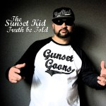Cover Art: Truth be Told by The Sunset Kid