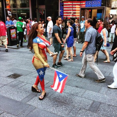Photo:  Puerto Rican Day Parade by Labba