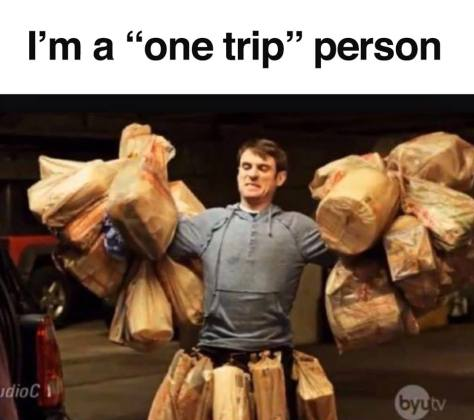 a-one-trip-person