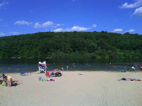Photo: Round Valley Beach