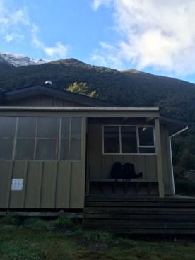 Lakehead Hut, Lake Rotoiti Circuit.