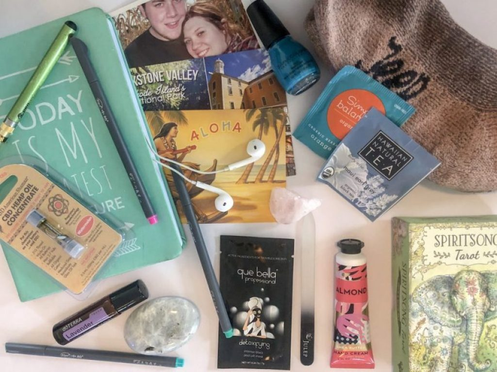 Create Your Own Self-Care Tool Kit
