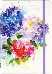 Hydrangea Journal for Summer