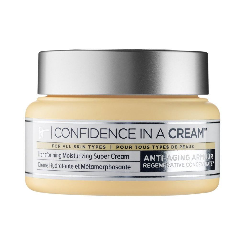 It Confidence in a Cream Moisturizer for Anti-Aging, All time favorite skin care product