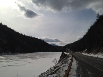Scenic route to the Adirondacks