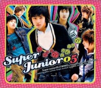 SuperJunior05CDAlbum