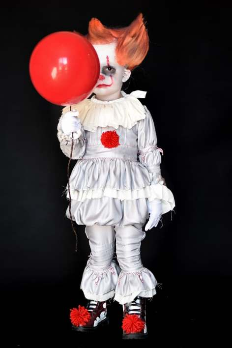 Pennywise Costume - Halloween costume