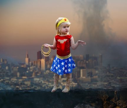 Wonder Woman Costume for Kids - Halloween costume