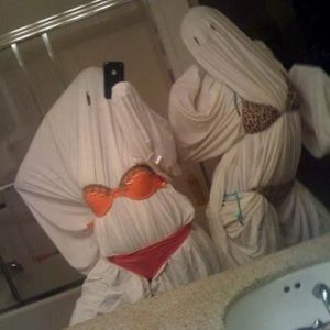 Sexy Ghost Costume