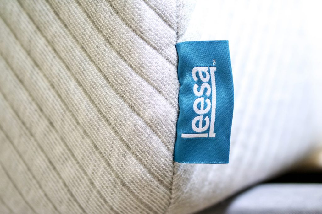 leesa, comfortable mattress, sleep, good night sleep, best mattress, redecorating, diy, decor, guest room, leesa mattress, foam mattress, mom blogger, mom blog, family blog, 2018