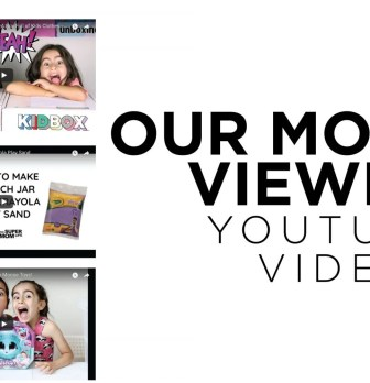 Our Most Viewed YouTube Videos