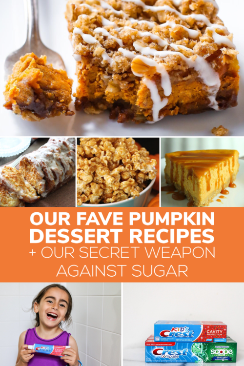 Pumpkin is this Super Mom's kryptonite. Especially when it comes to our favorite fall pumpkin desserts. Check out our favorite pumpkin dessert recipes!