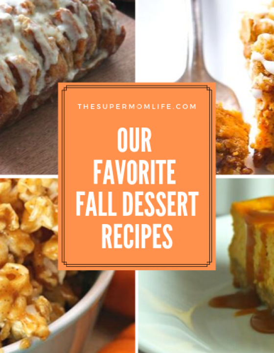 Our Favorite Fall Pumpkin Dessert Recipes