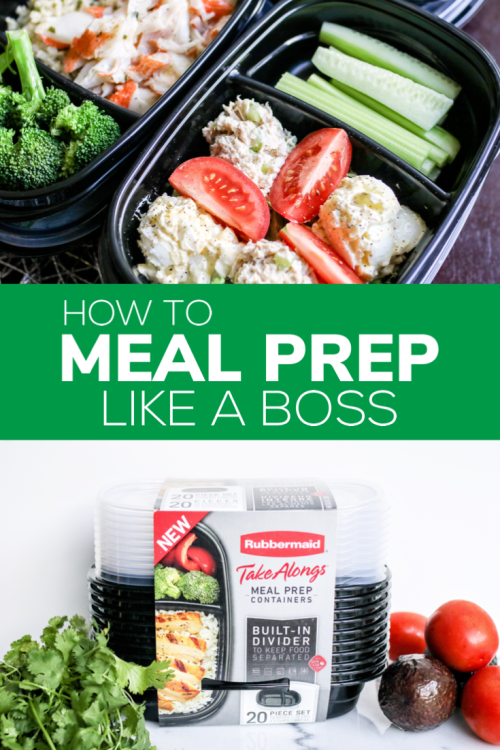 "Since it's prepared and ready to go, meal prep takes ""fast food"" to a whole new, healthier level. It's faster and cheaper than going through the drive-thru!"