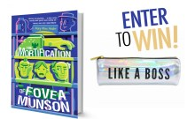 the mortification of fovea munson, giveaway, book giveaway, children's books, kids books, book, reading, books, mom blog, family friendly snacks, recipe, food blog, food bloggers, mommy blog, mom blogger, family blog, family influencer, instagram, mother, father, tween blog, dad blog, travel family blog, United States, 2018, mom blog, top, best, mommy blogger, daddy blog, tween blogger, child brand influencer, the super mom life, dad blog, dad blogger