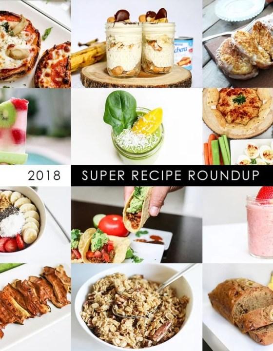 Our Super Recipe Roundup of 2018