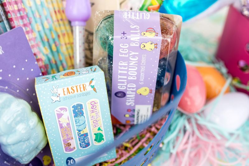 Cheap Easter basket ideas on a dollar store budget