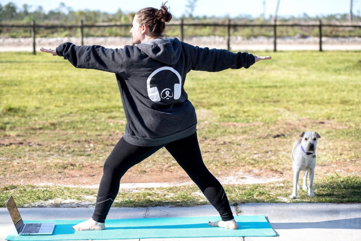 yoga for anxiety, anxiety, dealing with anxiety, bulldog yoga, yoga, online, fitness, working out, workout, online classes, streaming yoga, online yoga, family fitness, 2019