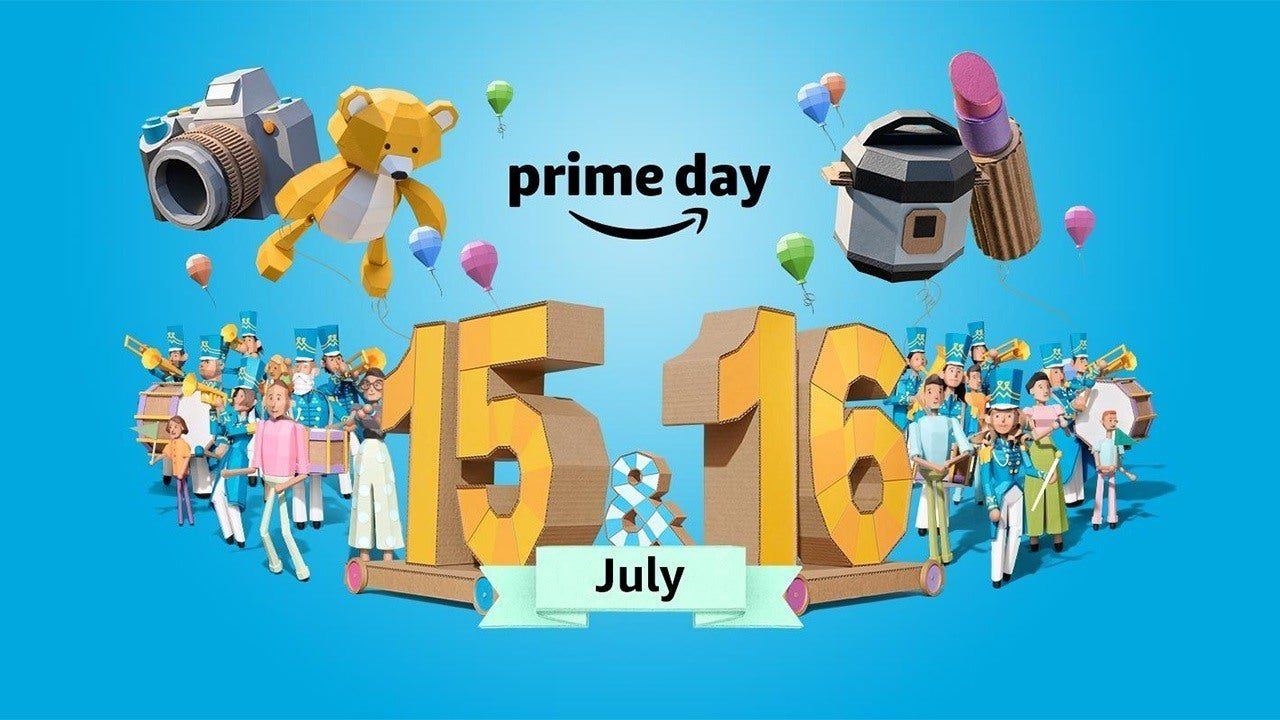 amazon prime day july 15 and 16 2019
