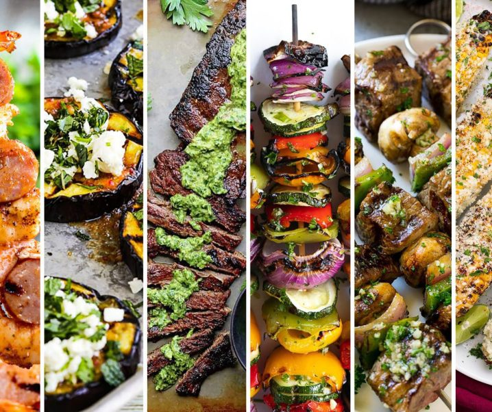 10 Grilling Recipes You Have to Try