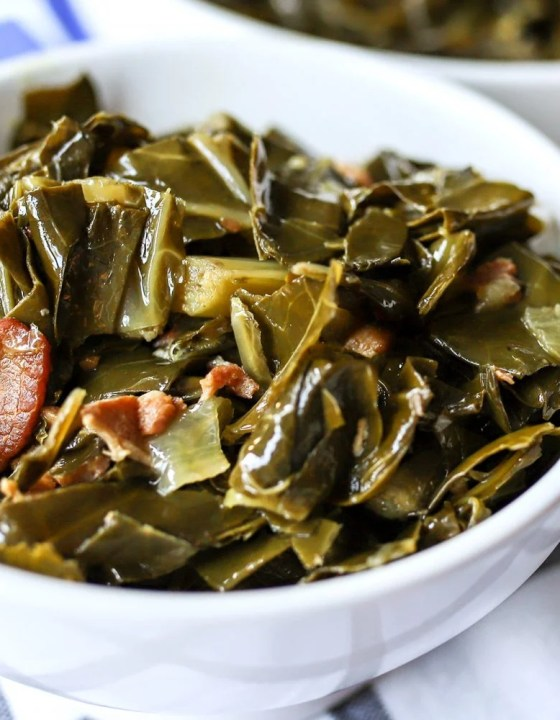 My Not-So-Secret Collard Greens Recipe
