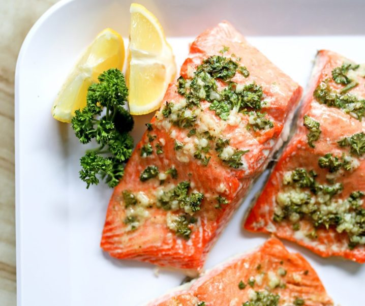 Quick and Easy Salmon Recipe