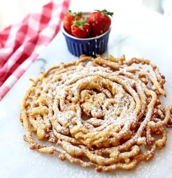 Funnel Cake (Fried Dough) Recipe