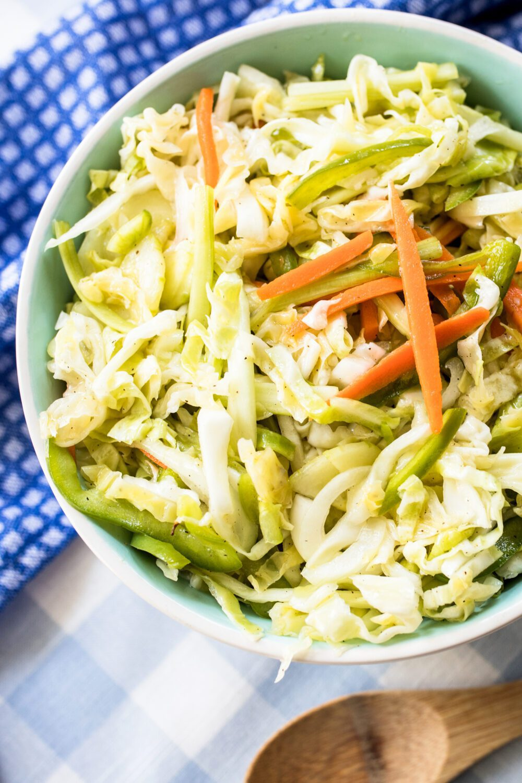 bowl of claremont salad