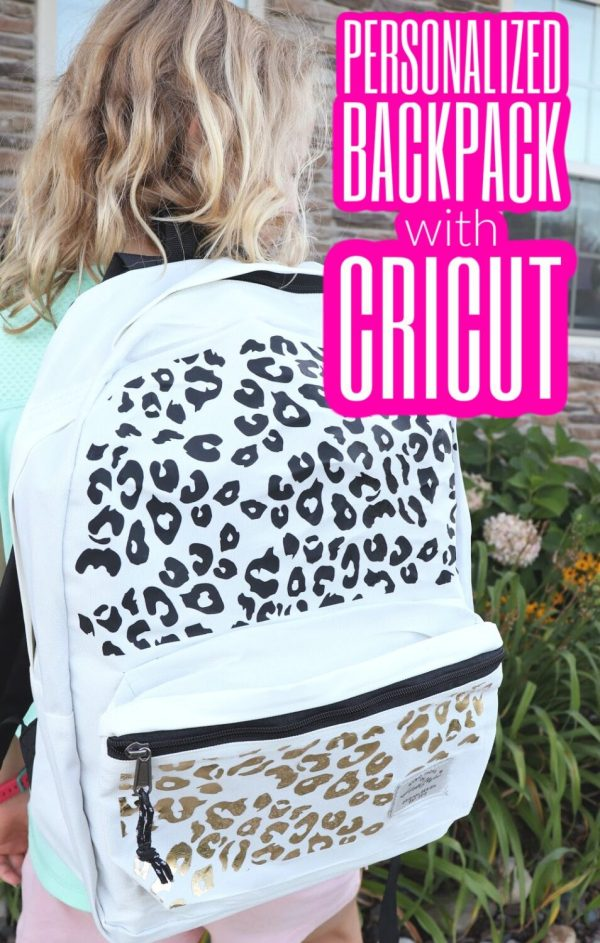 My girls want a new backpack every single year. But if I can squeeze two years out of them, it's a win. So I love this customized backpack ideafrom Creative Ramblings! I can customize last year's backpack and it gives them a totally different look!