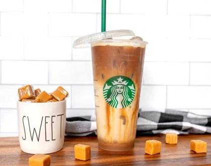 Starbucks Iced Caramel Macchiato Copycat Recipe