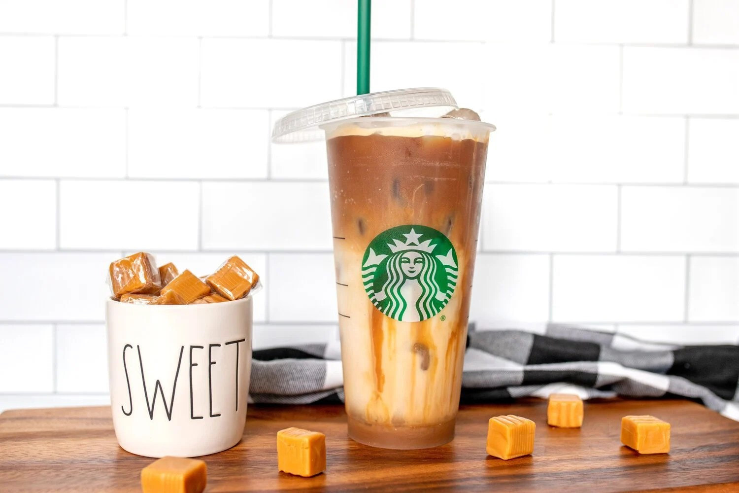 Starbucks Iced Caramel Macchiato Copycat Recipe The Super Mom Life